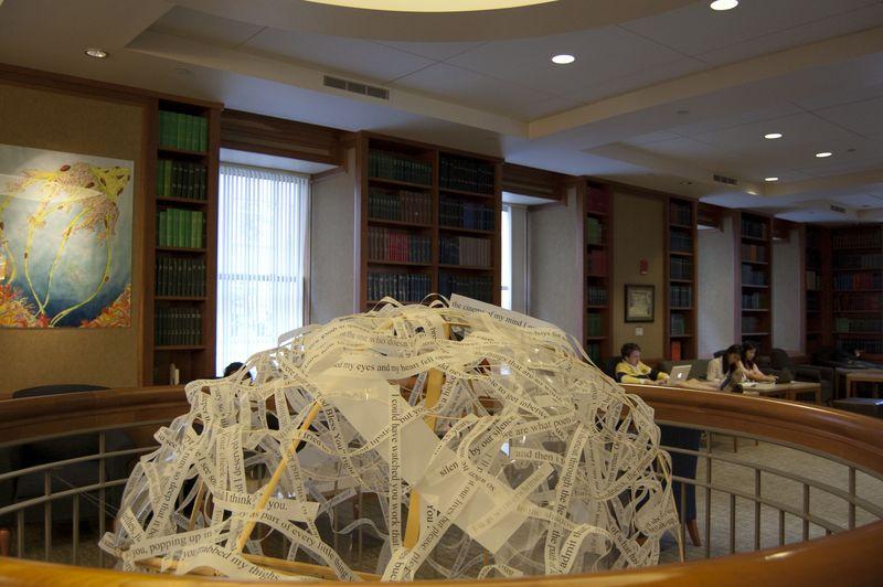 Paper globe top